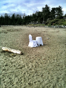 Tofino Chair August 2011