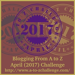 Blogging A toZ April Challenge 2017